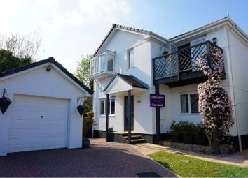Thumbnail 3 bed detached house for sale in Pennance Parc, Lanner, Redruth