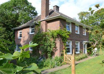 Thumbnail 4 bed detached house to rent in Little Haugh, Norton, Bury St. Edmunds