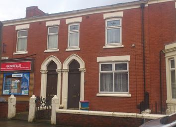 Thumbnail 3 bedroom terraced house to rent in Ruskin Street, Preston