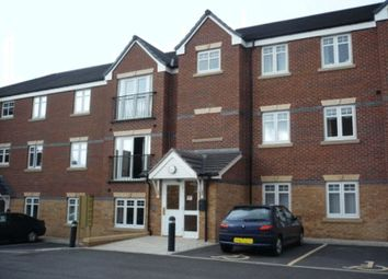 Thumbnail 2 bedroom flat to rent in Bellflower Close, Whitwood, Castleford