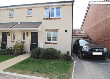 Thumbnail 3 bedroom detached house for sale in Fulmer Copse, Chivenor, Barnstaple