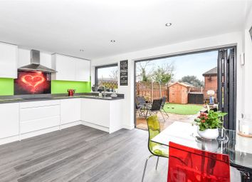 Thumbnail 4 bedroom terraced house for sale in Franklin Close, Whetstone
