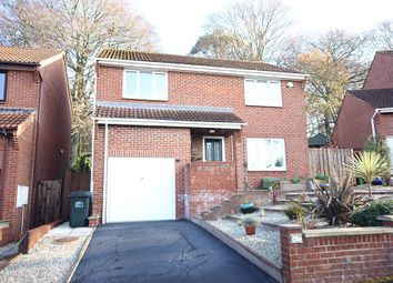 Thumbnail 3 bed detached house for sale in Fern Road, Newton Abbot