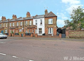Thumbnail 2 bedroom terraced house for sale in Moselle Avenue, Noel Park