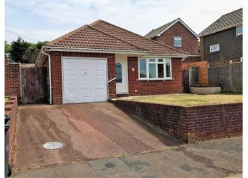 Thumbnail 3 bed bungalow to rent in Kevin Gardens, Brighton
