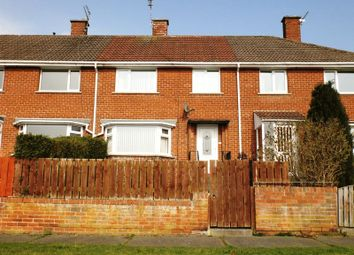 Thumbnail 3 bed terraced house to rent in Castle Close, Morpeth