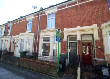 Thumbnail 4 bed terraced house for sale in Grayshott Road, Southsea