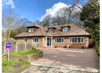 5 bed detached bungalow for sale in 54 Norah Lane, Higham, Rochester ME3
