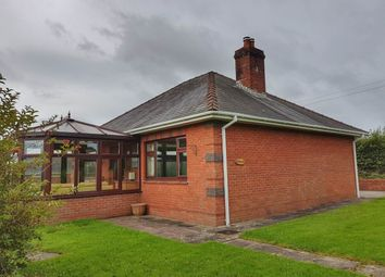 Thumbnail 2 bed bungalow to rent in Manordeilo, Llandelio, Carmarthenshire