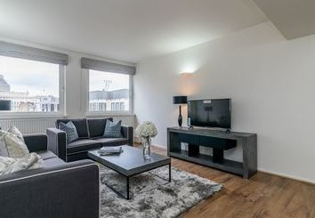 Thumbnail 2 bed flat to rent in Luke House, 3 Abbey Orchard Street, Westminster, London