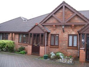 Thumbnail 2 bed bungalow for sale in Barbourne, Worcester