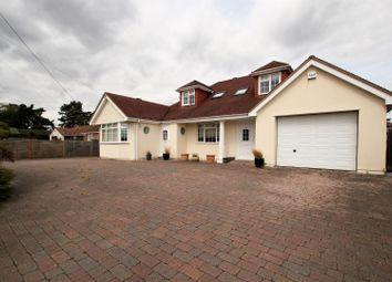 Thumbnail 4 bedroom detached bungalow for sale in Winnards Close, West Parley, Ferndown