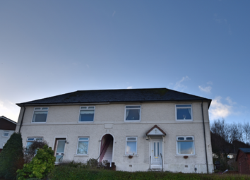 Thumbnail 2 bed flat for sale in 48B Reservoir Road, Gourock