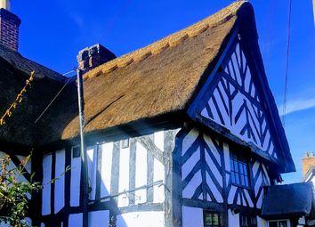 Thumbnail 2 bed cottage to rent in Main Street, Alrewas, Alrewas, Burton-On-Trent