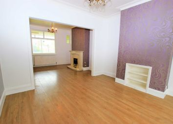 Thumbnail 3 bed terraced house to rent in Stokes Road, East Ham