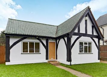 Thumbnail 3 bed bungalow for sale in Bushey Road, Shirley, Croydon, Surrey