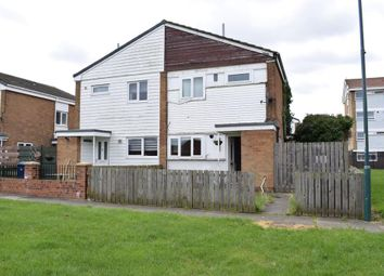 Thumbnail 3 bedroom semi-detached house for sale in Haylands Square, South Shields, South Tyneside