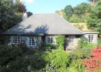 Thumbnail 3 bed detached bungalow for sale in Stone Lane, Near Drewsteignton, Chagford, Devon.