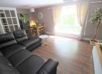 Thumbnail 3 bed flat for sale in Hazel Road, Glasgow