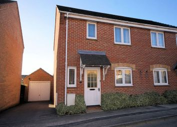 Thumbnail 3 bedroom semi-detached house for sale in Caer Peris View, Portchester