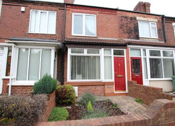Thumbnail 2 bed terraced house for sale in Featherstone Lane, Featherstone