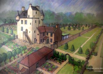 Thumbnail 6 bed detached house for sale in Piteadie Castle, Kirkcaldy, Fife
