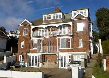 Thumbnail 2 bed flat to rent in Beachcote, Undercliff Road East, Felixstowe