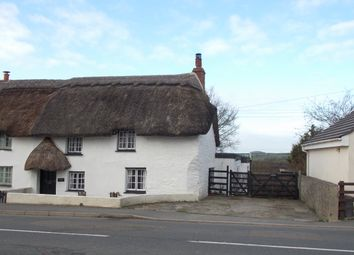 Thumbnail 2 bed cottage for sale in St. Giles-On-The-Heath, Launceston
