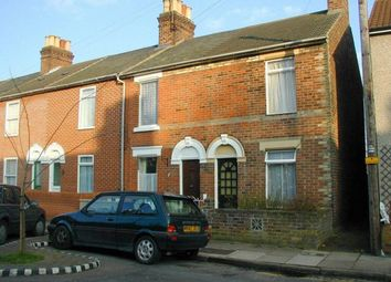 Thumbnail 2 bed terraced house to rent in Myrtle Grove, Colchester