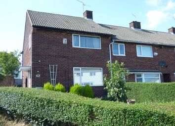 Thumbnail 3 bed terraced house for sale in Chevington, Gateshead