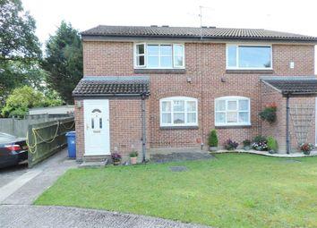 Thumbnail 1 bedroom maisonette for sale in Shrivenham Close, College Town, Sandhurst