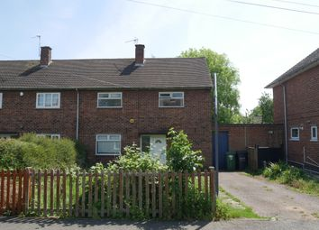 Thumbnail 3 bed semi-detached house for sale in Sharpley Road, Loughborough