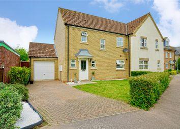 3 bed semi-detached house for sale in Headlands, Fenstanton, Huntingdon, Cambridgeshire PE28