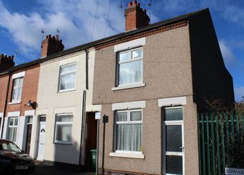 2 bed terraced house for sale in Edward Street, Loughborough LE11