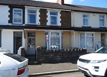 Thumbnail 3 bed terraced house to rent in Lewis Street, Treforest, Pontypridd