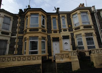 Thumbnail 3 bed terraced house to rent in Cairns Crescent, St. Pauls, Bristol
