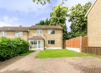 Thumbnail 4 bed property to rent in Thursley Gardens, Southfields