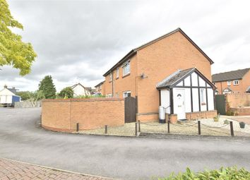 Thumbnail 1 bed end terrace house for sale in Churchfields, Bishops Cleeve, Cheltenham