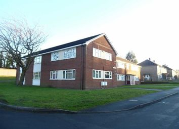 Thumbnail 2 bedroom flat for sale in Maes Derwydd, Acrefair, Wrexham