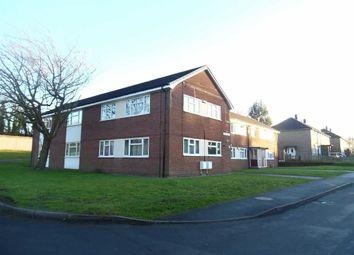 Thumbnail 2 bed flat for sale in Maes Derwydd, Acrefair, Wrexham