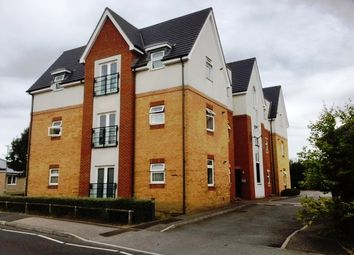 Thumbnail 1 bedroom flat for sale in Merlin House, Stowmarket