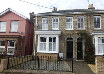 Thumbnail 3 bed semi-detached house for sale in Acton Lane, Sudbury