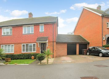 Stumblewood Close, Uckfield TN22. 3 bed semi-detached house for sale
