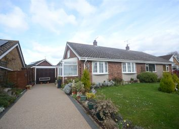 Thumbnail 3 bed semi-detached bungalow for sale in Trimingham, Norwich