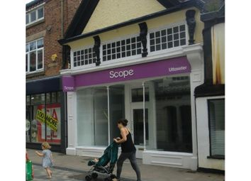 Thumbnail Retail premises to let in 26, High Street, Uttoxeter, Staffordshire, UK