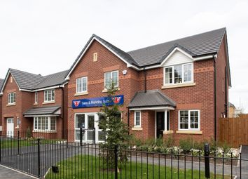 Thumbnail 5 bed detached house for sale in Chadwick Gardens Garstang Road, Little Eccleston, Preston
