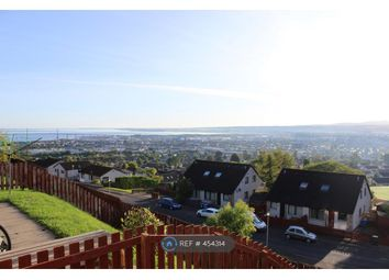 Thumbnail 1 bed flat to rent in Balnafettack Crescent, Inverness