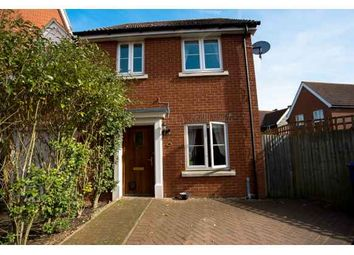 Thumbnail 3 bedroom semi-detached house for sale in Juniper Road, Red Lodge, Bury St. Edmunds