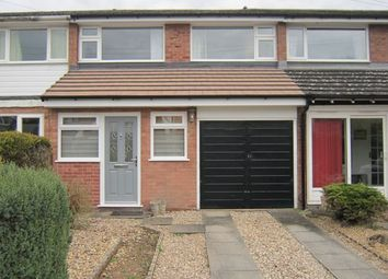 Thumbnail 3 bed terraced house for sale in Streamside Close, Allesley, Coventry