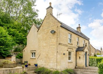 Thumbnail 4 bed detached house for sale in Devizes Road, Box, Corsham, Wiltshire